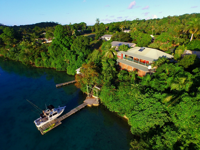 Lodge Business for Sale Tonga