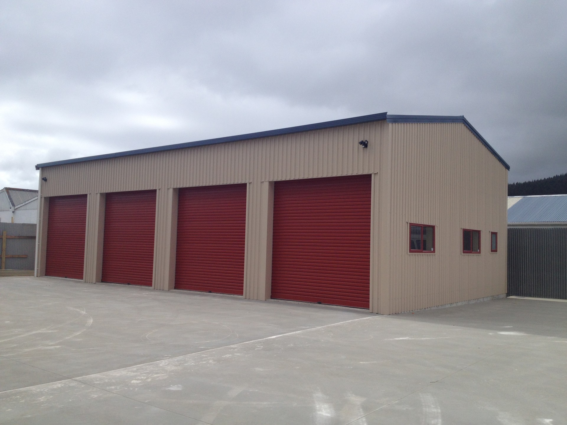 New Workshop for Lease Wellington