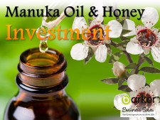 Manuka Oil and Honey  Business  for Sale