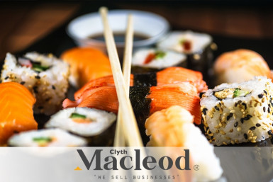 Sushi Takeaway Business for Sale Northland