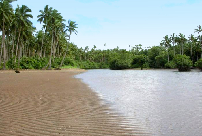 Waterfront land Business for Sale Fiji