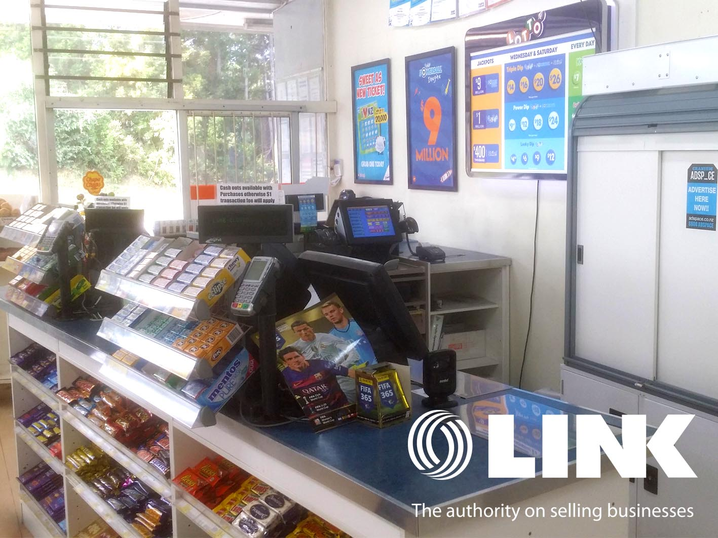 Superette Lotto and Liquor Business for Sale Western Bay of Plenty