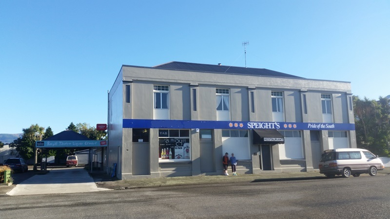 Hotel for Sale Waimate