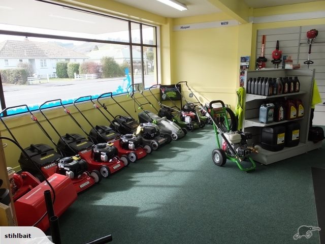 Mower and Chainsaw Sales and Service Business for Sale Dunedin