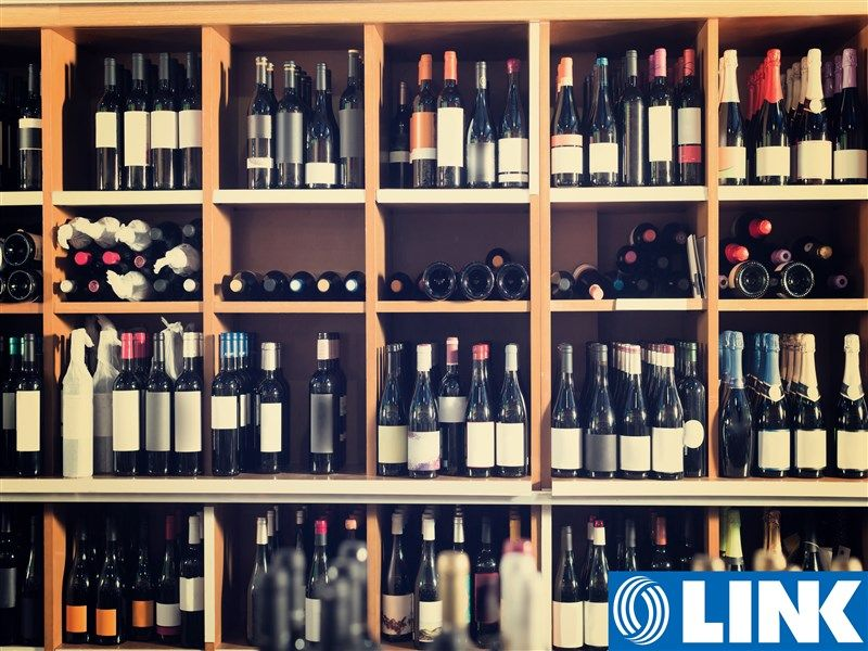 Reputed Brand Liquor Store Business for Sale Wellington