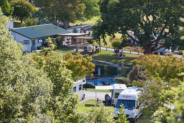 Holiday Park Business for Sale Waitomo
