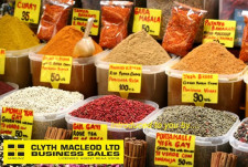 Dairy And Spice Shop  Business  for Sale