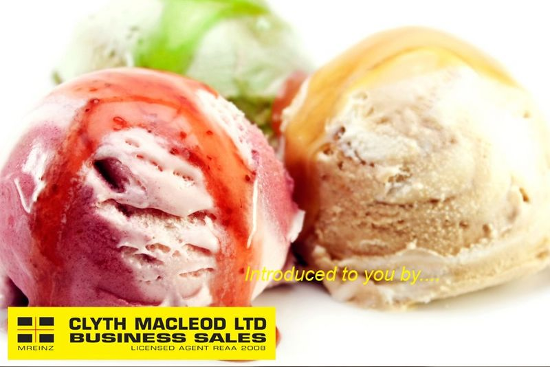 Ice Cream And Waffle Cafe Business for Sale Auckland