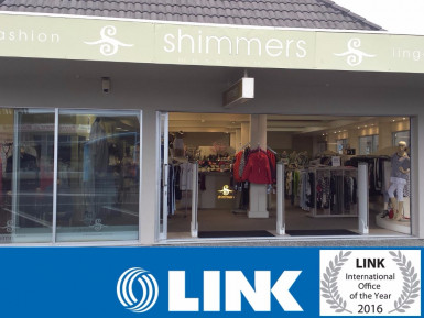 Shimmers Whangamata  Business  for Sale