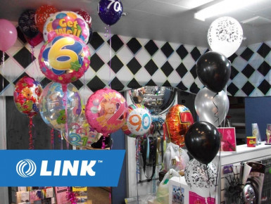 Party Supplies Store Business for Sale Tauranga