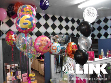 Party Supplies Store  Business  for Sale