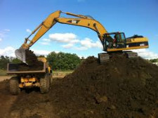 Earthworks and Demolition Contracting  Business  for Sale
