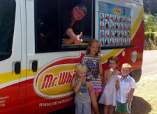 Mr Whippy  Franchise  for Sale