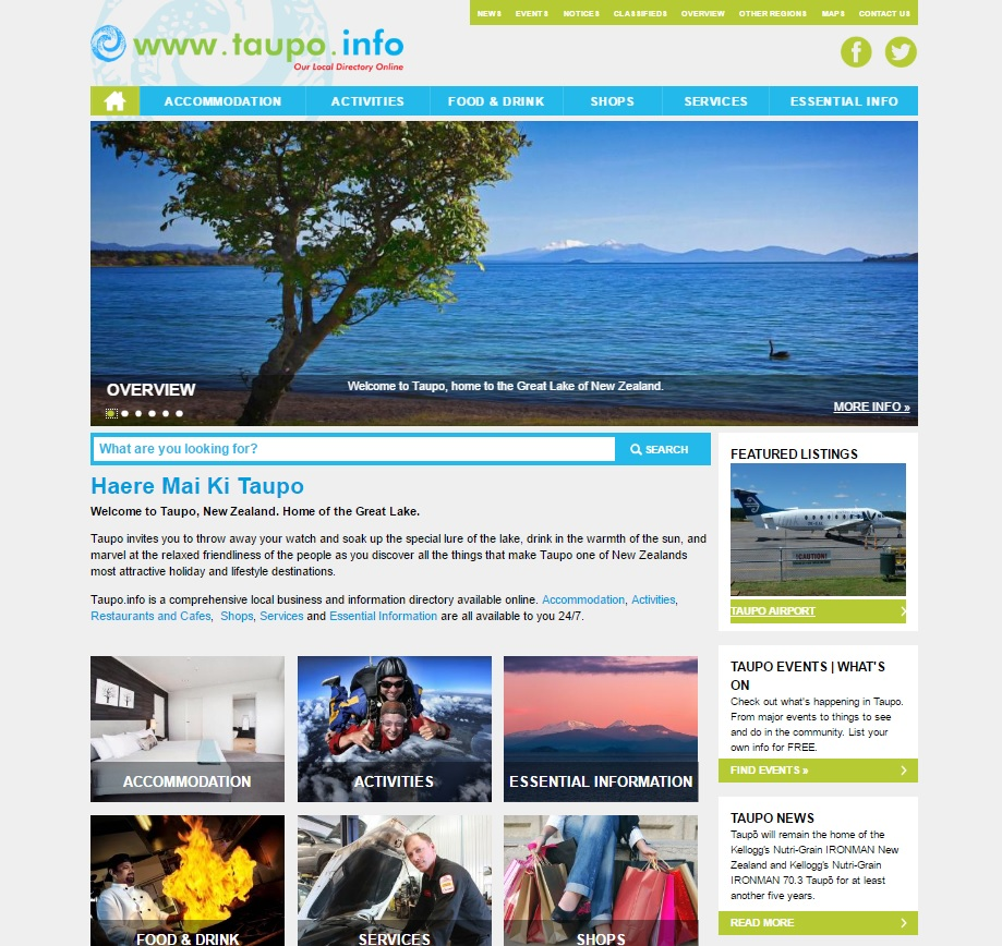 Online Directory Business for Sale New Zealand Wide
