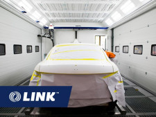Auto Car Painting Business for Sale Tauranga