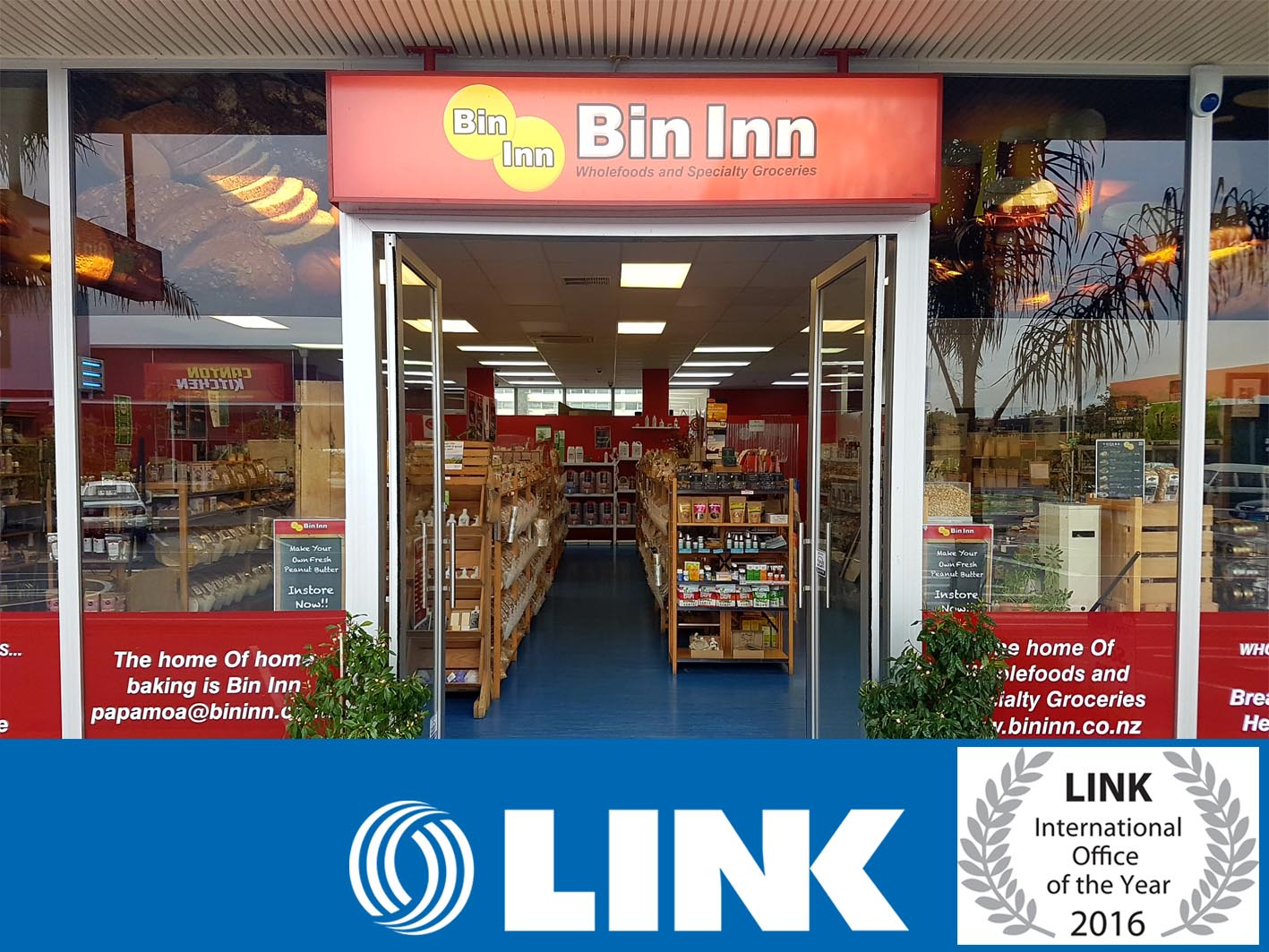 Bin Inn Specialty Food and Grocery Business for Sale Papamoa Tauranga