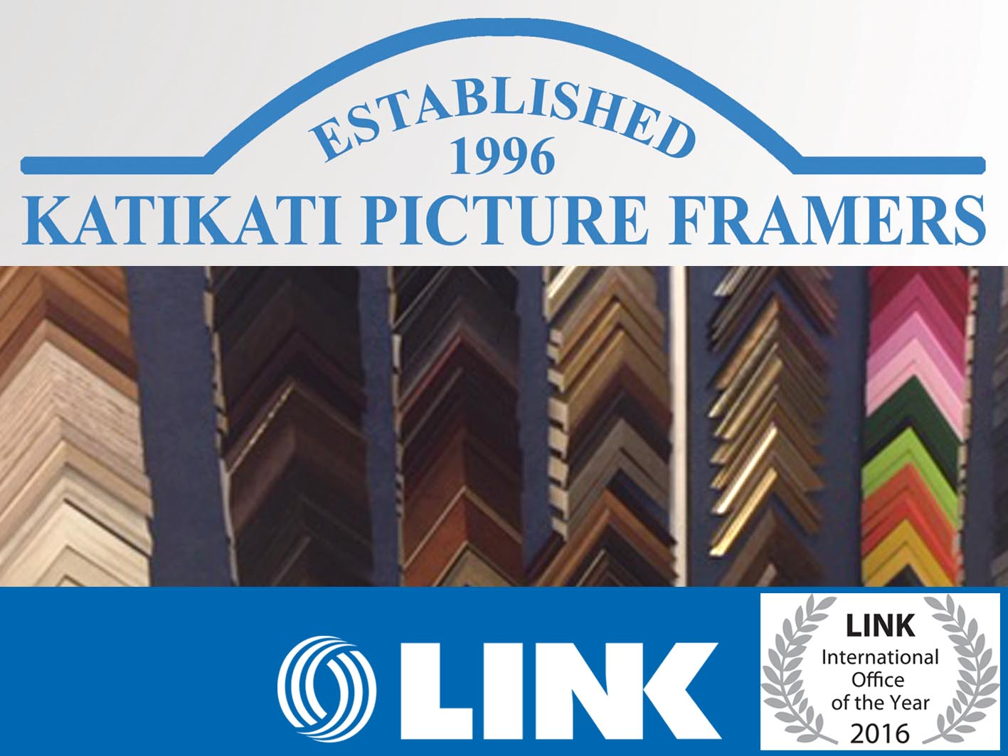 Retail Picture Framing Business for Sale Katikati
