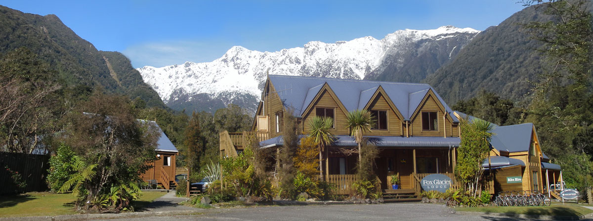Accommodation for Sale Fox Glacier