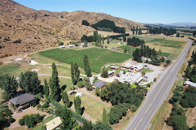 FGC Vineyard and Cottages Business for Sale North Canterbury