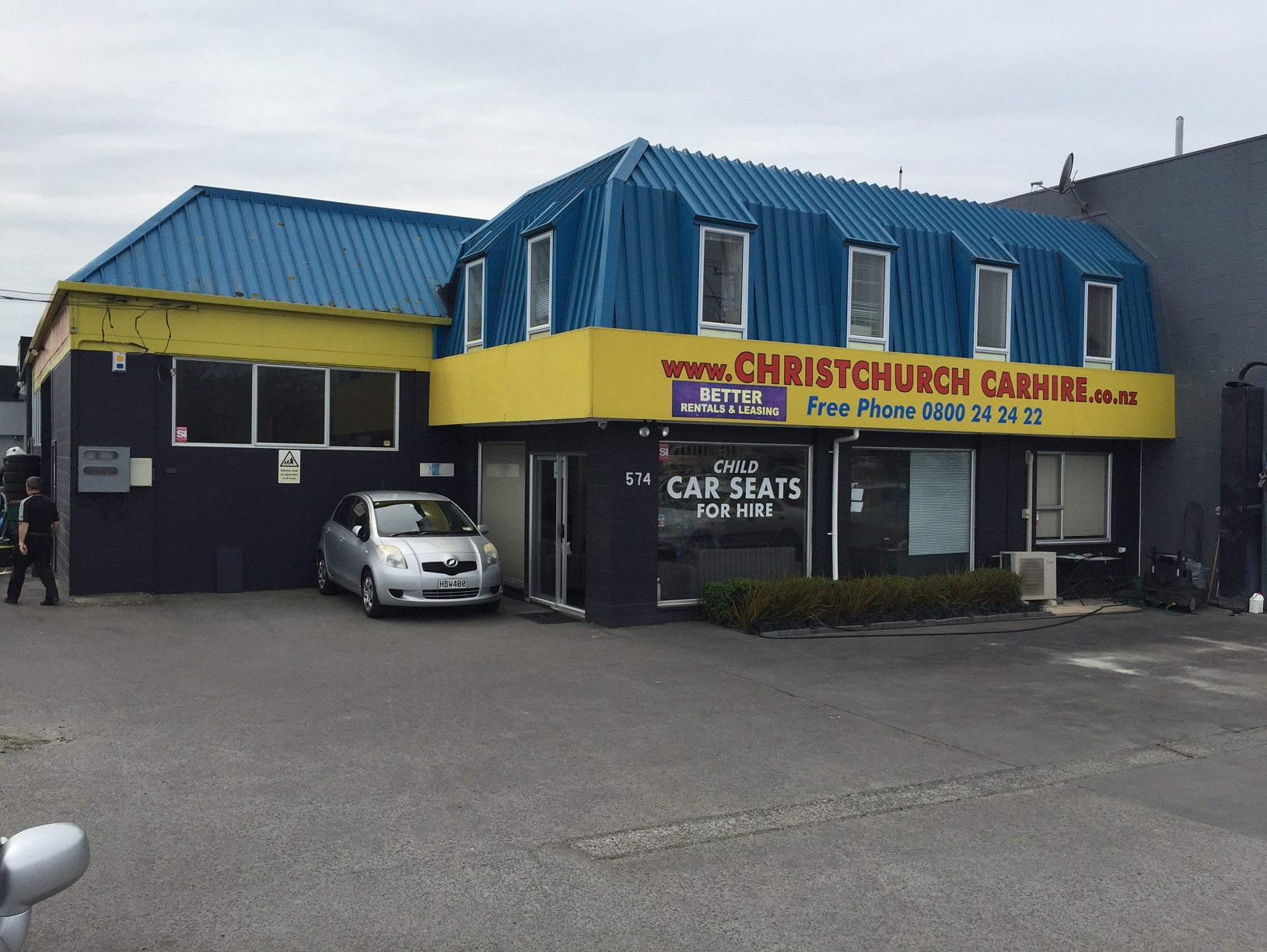 Car and Van Rental Business for Sale Christchurch