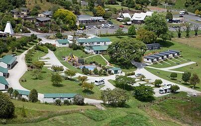 Holiday Park Business for Sale Waitomo Waikato