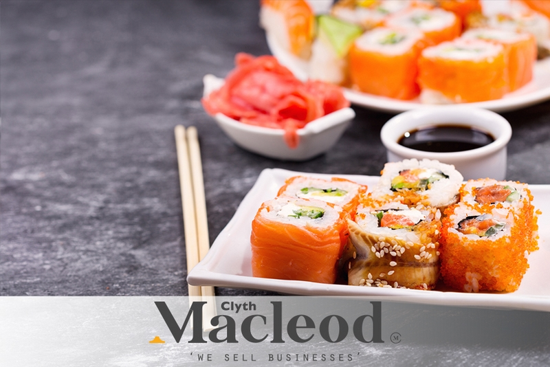 Sushi Business for Sale Auckland CBD