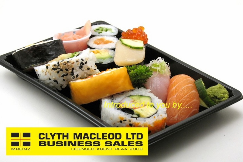Sushi Takeaways Business for Sale Hamilton