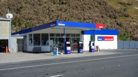Service Station Business for Sale New Plymouth