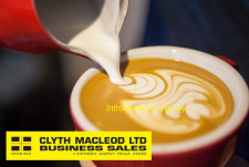 Licensed Cafe  Business  for Sale