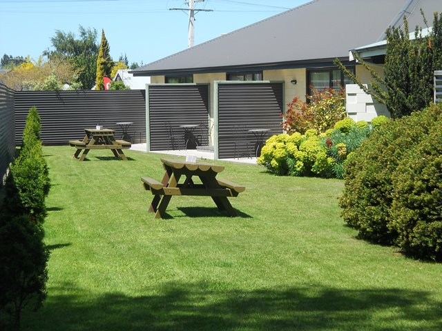 Motel for Sale Woodend Canterbury