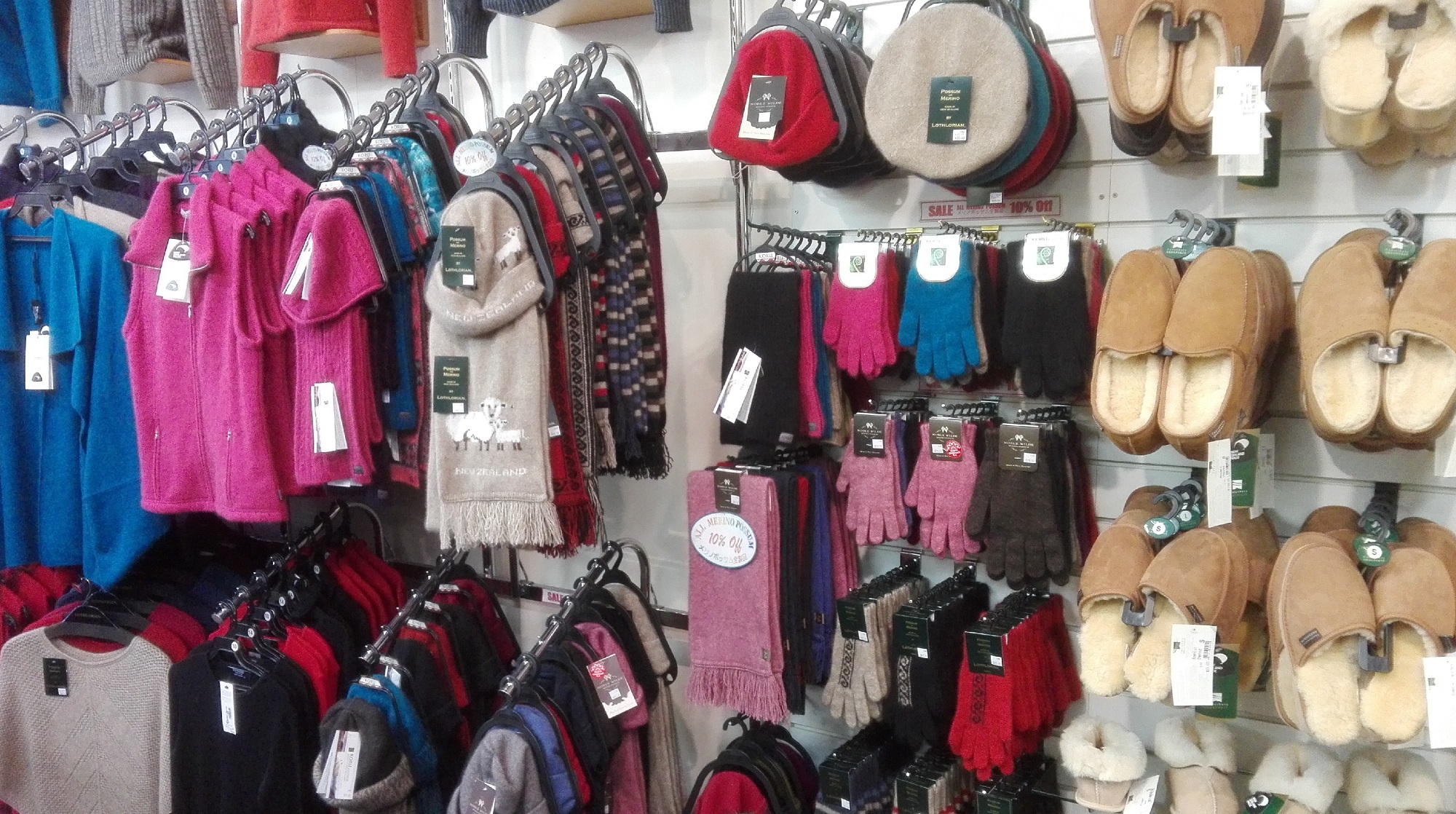 Gift and Souvenir Retail Business for Sale Queenstown