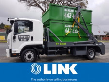 Bin and Skip Hire  Franchise  for Sale