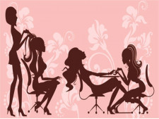Unisex Beauty Salon  Business  for Sale