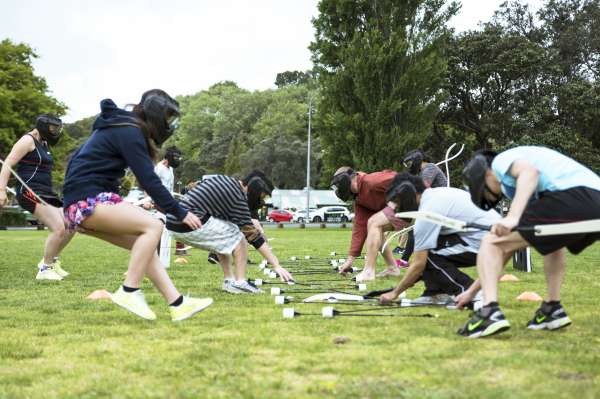 Archery War Business for Sale Auckland