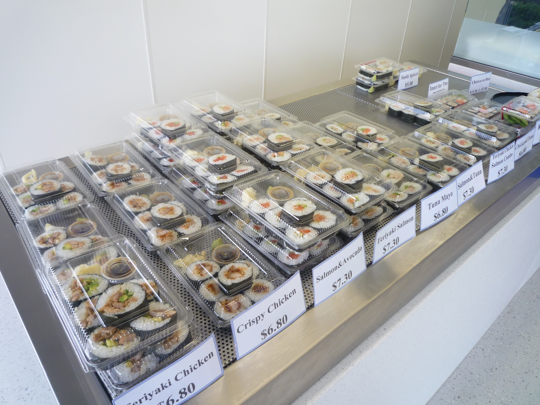 Sushi Bar Business for Sale Christchurch