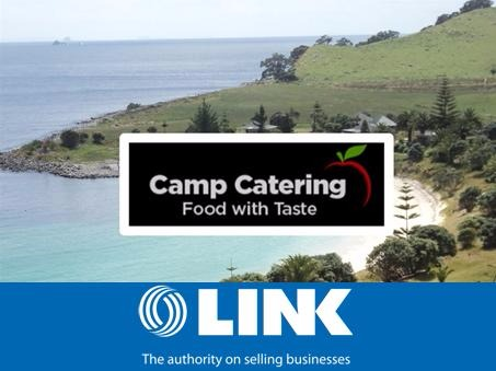 Camp Catering Business for Sale Auckland City