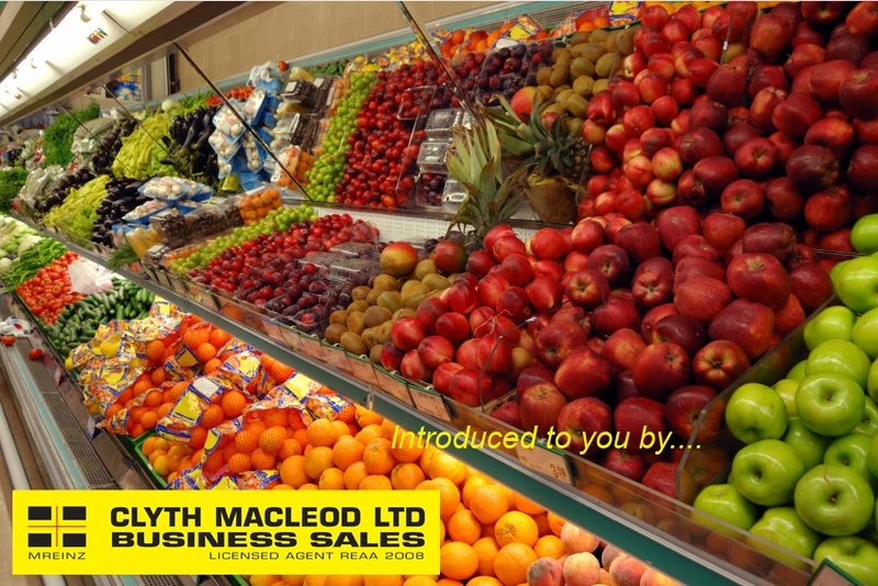 Fruit World Business for Sale North Shore Auckland