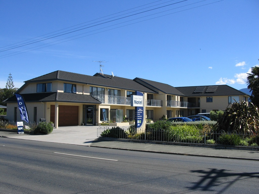 Avalon Manor Motel for Sale Motueka