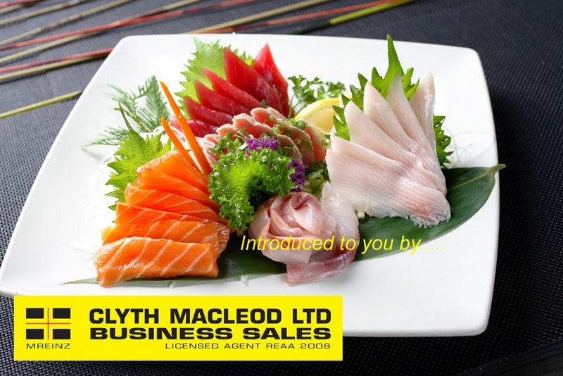 Busy Japanese Restaurant for Sale Auckland