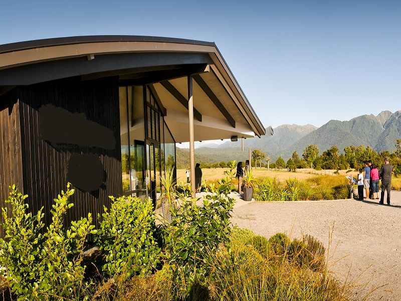 Cafe Gallery for Sale Fox Glacier