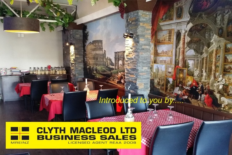 Italian restaurant for Sale Auckland