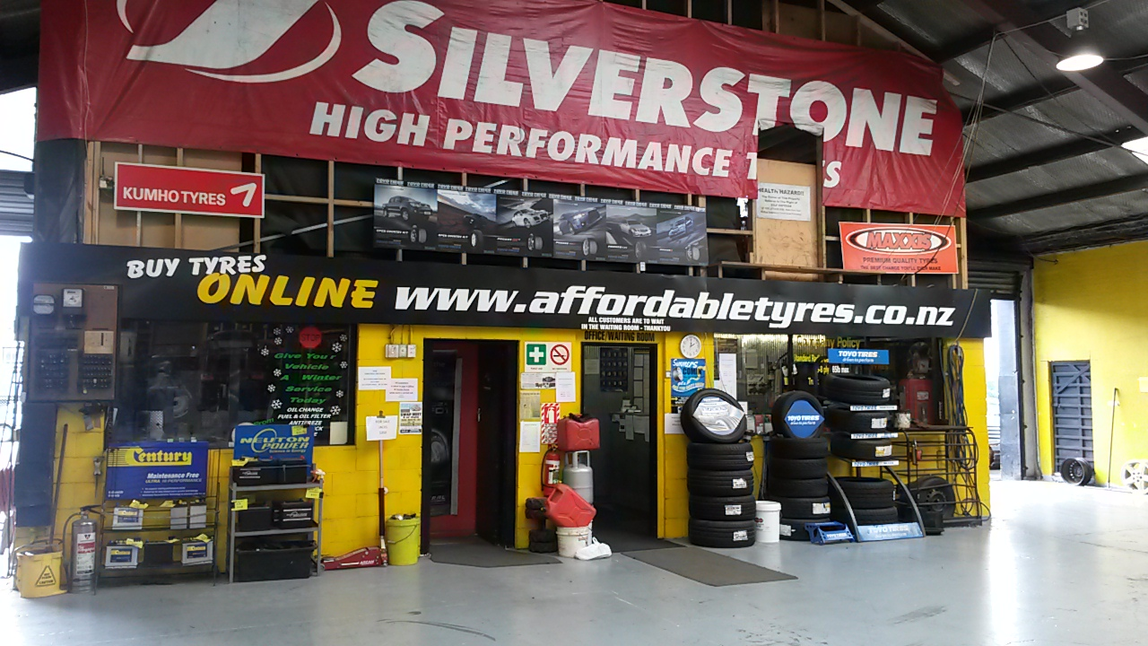 Affordable Tyres Business for Sale Christchurch