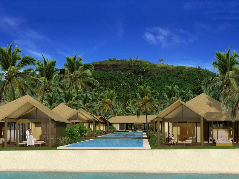 Accommodation Business for Sale Aitutaki Cook Islands