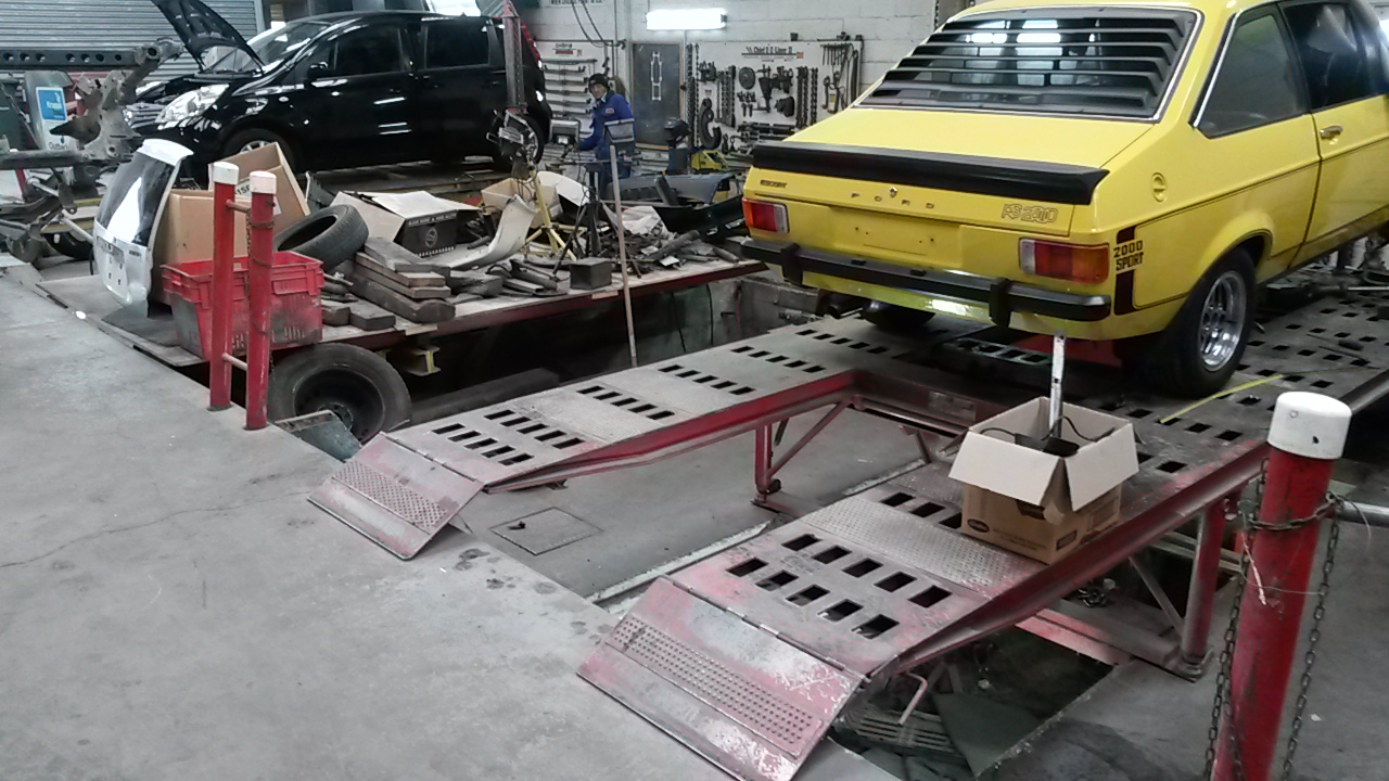 Chassis Panel and Paint Business for Sale Christchurch