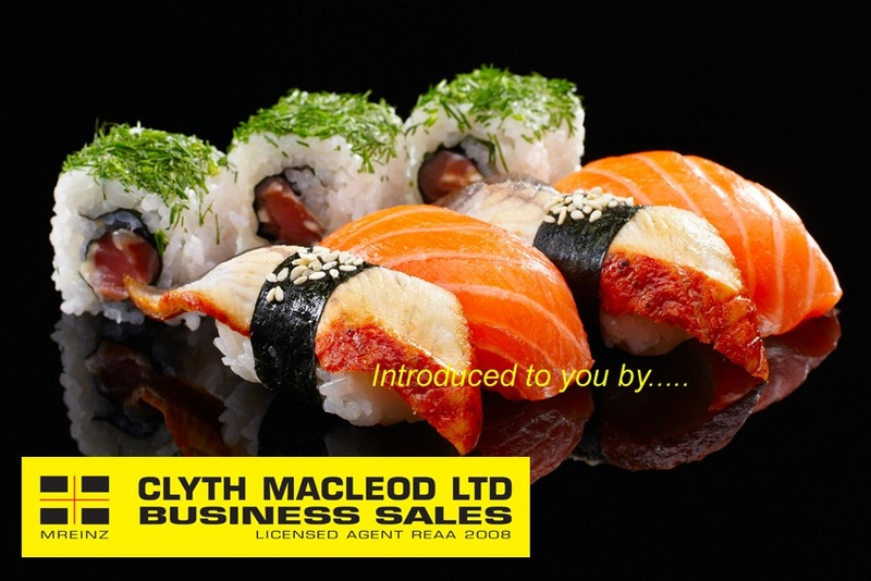 Sushi Takeaway Business for Sale Hamilton