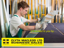 Glazing Services  Business  for Sale