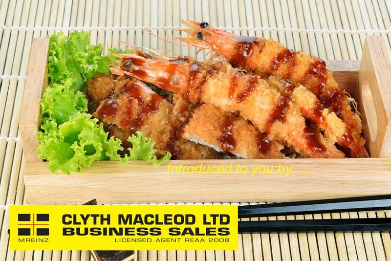 Japanese Style Takeaway Business for Sale Auckland