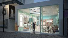 Majestic Tea Bar Cafe  Franchise  for Sale