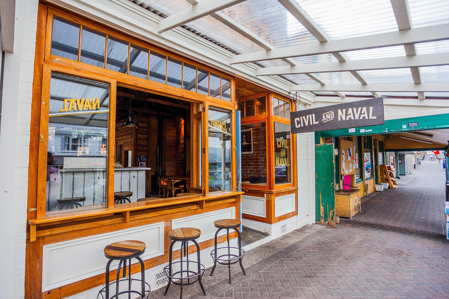 Tapas Bar for Sale Lyttleton Christchurch