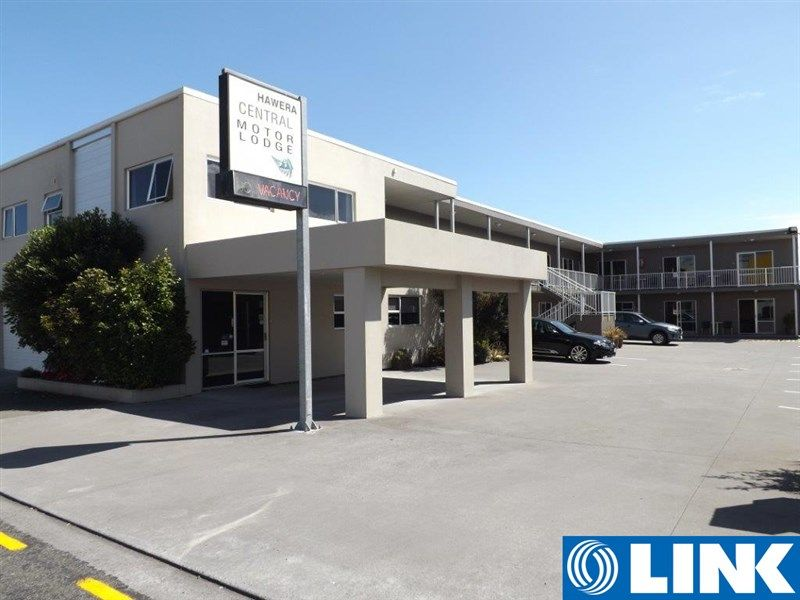 Motel for Sale Taranaki